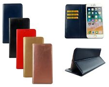 Leather Protective Smart Screen Flip Phone Case Slim Cover For Sony Phones