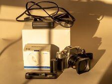 Fujifilm X-t20 Mirrorless Digital Camera With Risespray 35mm f1.2 Lens - Silver