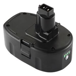 For DeWALT 18V 5.0Ah Battery DC9096 DE9098 DE9095 DE9039 DW9096 Cordless Drill