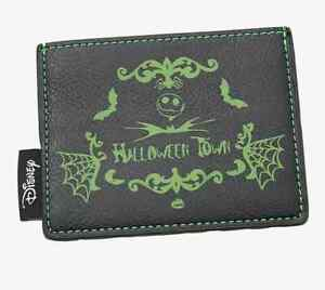 Loungefly The Nightmare Before Christmas Halloween Town Cardholder NWT