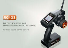 RadioLink RC4GS 2.4GHz 4CH Transmitter w/R6FG receiver For RC car boat