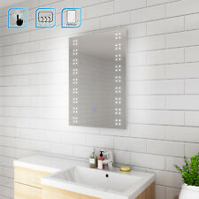 500x700mm LED Mirror Illuminated Bathroom Light | IP44 | DEMISTER | TOUCH