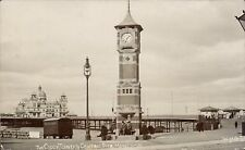 Morecambe. The Clock Tower & Central Pier # 53 by WHG.