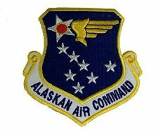 USAF Alaskan Air Command AAC Patch Elmendorf AFB Veteran Airman