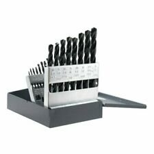 """1/16"""" to 3/8"""" High Speed Economy Drill Set"""