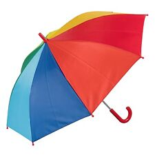 Susino Children's Rainbow Umbrella - Multicolour