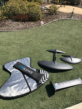 Carbon Fiber Sup and Kite foil