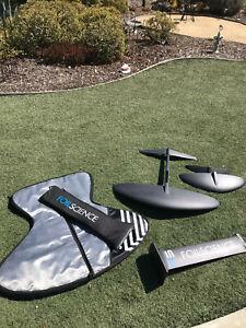 Carbon Fiber SUP and Kite foil
