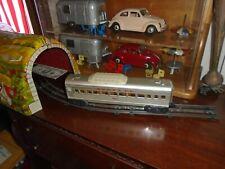 Marx Vintage Tin 8 Wheel Santa Fe Vista Dome Passenger Car HIGH COLLECTOR GRADE