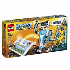 LEGO® Boost Building and Coding For Kids Kit 17101