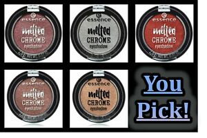 Essence Melted Chrome Eyeshadow With Liquid Chrome Effect Choose Your Shade