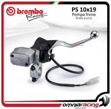 Brembo Racing bomba freno frente PS 10x19 para moto enduro