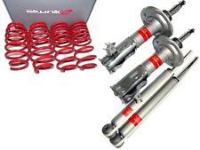SKUNK2 LOWERING SPRINGS + TRUHART SHOCKS SET FOR 14-15 HONDA CIVIC SI