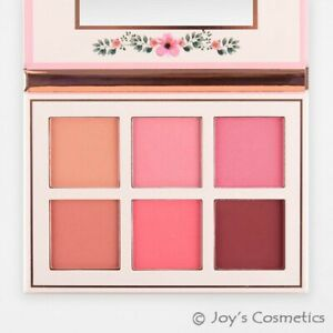 "1 BEAUTY CREATIONS Floral Bloom Blush Palette ""BC - BF01"" *Joy's cosmetics*"
