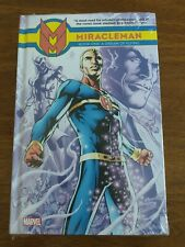 Miracleman Book 1 A Dream of Flying Alan Moore New In Shrinkwrap