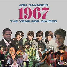 Jon Savage's 1967 The Year Pop Divided Various Artists 0029667079525