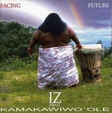 Israel Kamakawiwo'ole, Iz Kamakawiwo'Ole, Israel - Facing Future [New CD]