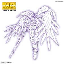 Bandai Wing Gundam Zero EW 1:100 Model Kit - BAS5060760