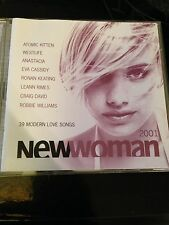 New Woman 2001 - Twin CD, Pop, Various Artists