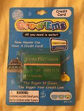 Grow'ems Credit Card