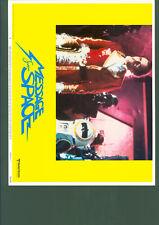1978 Lobby Card Set Message from Space TOEI SCI-FI Hiroyuki Sanada Vic Morrow