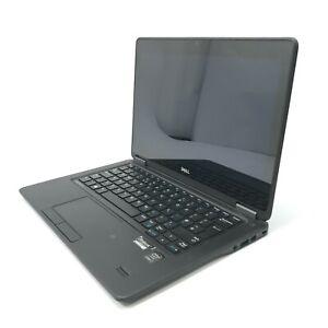 """Dell Latitude E7250 12.5"""" Touchscreen Laptop i7-5600U 2.60GHz 8GB DDR3 256GB SSD"""