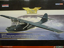 "NEW Corgi Aviation US36109.PBY-5A Catalina (BuNo unknown), Ltd Ed ""1400 of 1400"""
