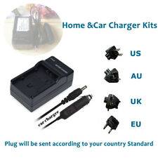Battery Charger for Sony HDR-CX240 HDR-CX405 HDR-CX440 HDR-CX440/B Camcorder