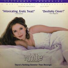 WHITE LASER DISC [1994-LETTERBOX]