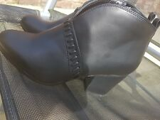 Womens Boots, size 4.5. Marks and Spencer extra wide fit.