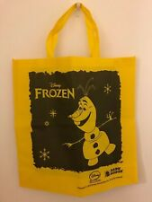 "Dark Horse 18"" x 24"" x 5"" Reusable Large Shopping Bag with Frozen Olaf"