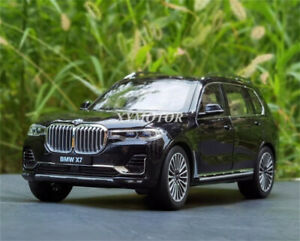 Kyosho 1/18 For BMW X7 G07 2019 Metal Diecast Car Model Toys gift Collection