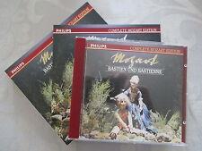 Mozart: Bastien und Bastienne - Harrer, Orieschnig, Nigl - CD West Germany PDO