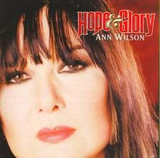 ANN WILSON - HOPE & GLORY NEW CD