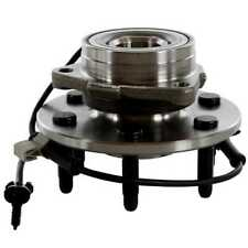 Front Wheel Hub & Bearing w/ ABS fits Chevy GMC Pickup Truck 4X4 4WD AWD
