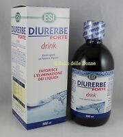 ESI DIURERBE Forte DRINK 500ml limone drenante liquidi eccesso magnesio potassio