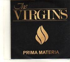 (DR986) The Virgins, Prima Materia - 2013 DJ CD