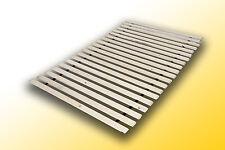 Rollrost Holzlatten Lattenrost 140x200 15-20 Latten für Erwachsene