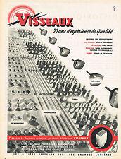 PUBLICITE ADVERTISING   1954   VISSEAUX     éléctricité le nouveau rasoir