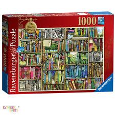 Le BIZZARRE LIBRERIA Colin Thompson 1000 Pezzi Ravensburger Puzzle