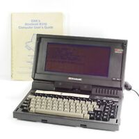 Working Bondwell B310 Plus Superslim 286 Laptop Computer