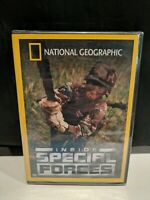 Inside Special Forces (National Geographic) New DVD
