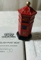 Dept 56 English Post Box 58050 New Old Stock