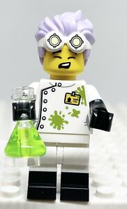 Lego Mad Scientist BAM with Science Beaker New