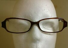 Calvin Klein Collection Eyeglasses CK7709 143 Made in Italy Tortoise 50-16-135