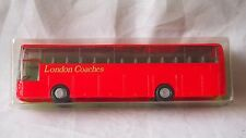 LIMO CARS BUS COACH VAN HOOL T815 ACRON LONDON COACHES LIVERY HO 1/87