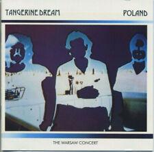 Tangerine Dream - Poland Warsaw Concert  (Remastered 2011) NEW 2 x CD (sealed)