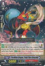 4x Perdition Dragon, Petal Flare Dracokid - BT17/032EN - R BT17: Blazing Perditi