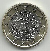 San Marino 2009 - 1 Euro - UNC !!!