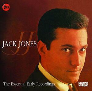 Jack Jones - The Essential Early Recordings [CD]